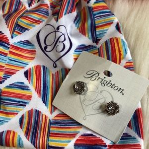 *NEW* Beautiful Brighton Stud Earrings